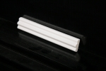 Ceramic Styled Shape Accent Liner Tiles Davis 1 x 6 Inches