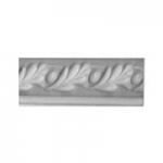 Ceramic Oak Pattern Rail Accent Tiles 2 75 x 8 Inches