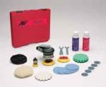 AirVantage Palm Style Buffer Polisher Rotary Sander Kit