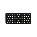 AirVantage PadSavers Interface Pads 3 x 7 Inch with Vacuum Holes 1 Pad