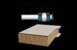 Bosch Carbide Tipped 4 Flute Flush and Bevel Laminate Trim Assemblies
