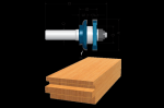 Bosch Carbide Tipped Beading Stile and Rail Router Bits