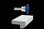 Bosch Carbide Tipped Under Round Bits