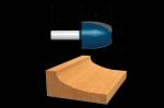 Bosch 85708M Carbide Tipped Cove Vertical Panel-Raiser Bit