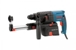 Bosch 11250VSRD 3 4 Inch SDS-plus Rotary Hammer with Dust Collection