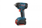 Bosch 24618-01 18v Impact Wrench with Fat Pack Batteries