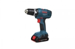 Bosch DDS180-03 18V Compact Tough 1 2 Inch Drill Driver Set