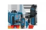 Bosch GRL300HVD Self Leveling Rotary Laser Interior Kit