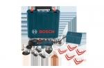 Bosch MX25EK-33 Multi-X Oscillating Tool Kit