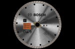 Bosch DB742SD 7 Inch Standard Turbo Rim Diamond Blade with DKO