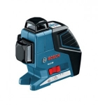 Bosch GLL3-80 360-Degree 3-Plane Leveling and Alignment Line Laser