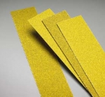 Carborundum Carbo Gold Clip On Body File Strips Grits 36 - 180