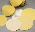 Carborundum Gold 6 Inch PSA Discs Roll Grits 60 - 800