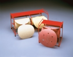 Carborundum Disc Roll Dispensers for 5 and 6 Inch Linkrolls