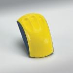 Carborundum Wrap Around Sanding Block for 6 Inch PSA Discs