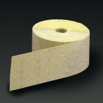 Carborundum Carbo Gold PSA Sheet Roll 25 Yards Grits 80 - 400