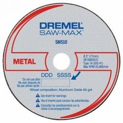 Dremel Saw Max SM510C Pack of 3 Blades