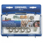 Dremel 31 Piece Sanding and Grinding Accessory Set