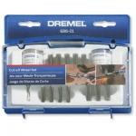 Dremel 70 Piece Cut-Off Wheel Accessory Set