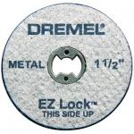 Dremel EZ456 EZ Lock Cut-Off Wheels 1 1 2 Inch