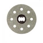 Dremel EZ545 EZ Lock Diamond Wheel 1 1 2 Inch