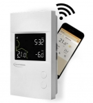 FlexTherm FLP55 Electronic Programmable Thermostat WiFi Remote Access