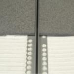Expansion Joint Anodized Aluminum