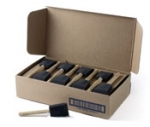 Poly Brush 2 Inch By Jen Manufacturing 48 Brushes 1 Box