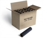 Poly Roller 9 Inch  By Jen Manufacturing 24 Rollers 1 Case
