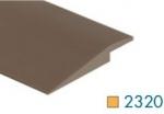 Loxcreen 2320 Vinyl Overlap Tile Reducer 6ft