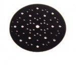Mirka Abrasives 9956 6 Inch 73 Hole Grip Faced Hook Loop Protector Pad