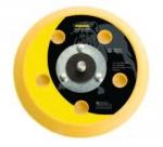 Mirka 105GV 5 Inch 5 16x24 Spindle 5 Hole Hook n Loop Backup Pad
