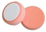 Mirka 8 Inch Orange Flat Foam Polishing Pad