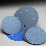 Norton BlueMag NorGrip Hook and Loop 6 Inch Discs Grits 36 - 80