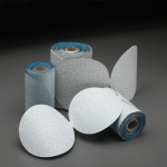 Norton Dry Ice PSA 100 Disc Roll 6 Inch Grits 80 - 800
