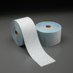 Norton Dry Ice PSA Sheet Roll 2-3 4 Inch Grits 80 - 400