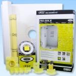 PSC Pro GEN II 48x48 Tile Waterproofing Shower Kit - Similar to Kerdi