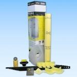 Pro Advanced Custom Waterproof Tile Mud Kit 60x60 Center or Offset