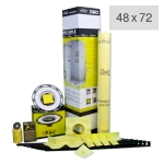 PSC Pro Gen II 48 x 72 Custom Tile Mud Shower Kit