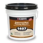 Roberts 1407 Preferred Engineered Wood Flooring Adhesive