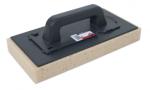 Rubi Rubber Foam Trowels with Changeable Base 13 4x6 7 Inch