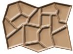 Rubi Natural Stone 1 Texture Mat