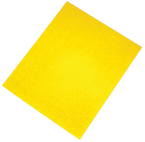 rexx Plain AO Abrasive Sheets 9 x 11 Inch Grits 40 - 500 by Sia