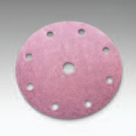 Sia 1949 Siadrive PSA Discs 6 Inch 9 Hole 120 Grit