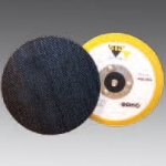 Sia Hook and Loop Nonwoven Backup Pad 8 Inch