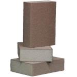 Sia Foam Abrasive 4-Sided 1-inch Block - 50 pack