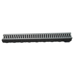 PSC Midi 40in Trench Linear Drain Channel System