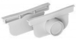 PSC Trench Linear Drains Pegasus Plus One S - End Cap 2 Pack