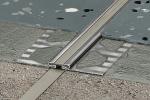 Schluter DILEX-EKSB Thinner Floor Surface Joint Movement Profiles