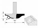 Velepec Ogee Fillet Raised Panel Bits